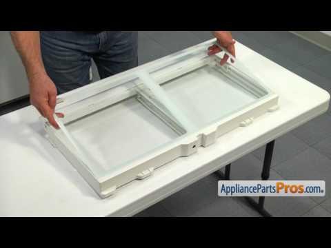 How To: Whirlpool/KitchenAid/Maytag Humidity Control Slide WP67005864