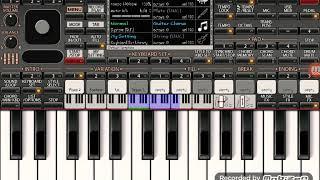 SAMANDAR MAIN | PIANO ORG | KIS KIS KO PYAR KARUN