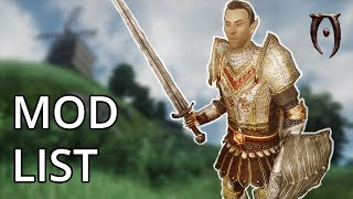 How to Completely Remaster Oblivion Gameplay in 2018 - Ultimate Mod List