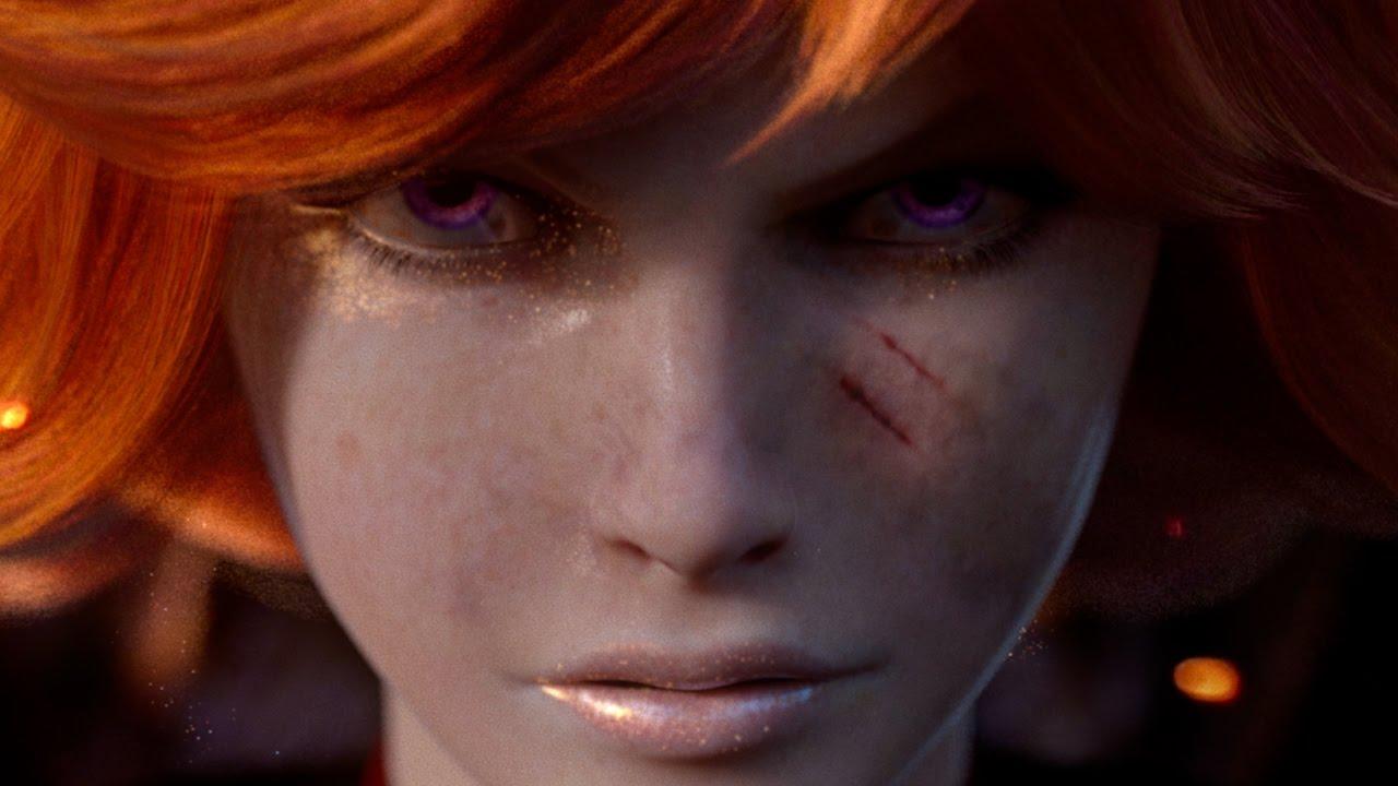 Свет внутри | League of Legends: ролик ''Элементалист Люкс''