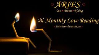 ARIES   OCT 21-NOV 03 2018 LOVE TAROT READING