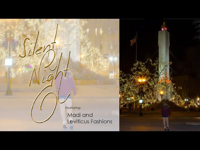 Leviticus Fashions Presents Silent Night with Madi