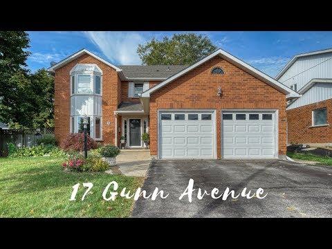 Cambridge Real Estate Video Tour   17 Gunn Avenue   Hube Team