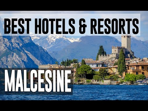 Best Hotels And Resorts In Malcesine, Italy