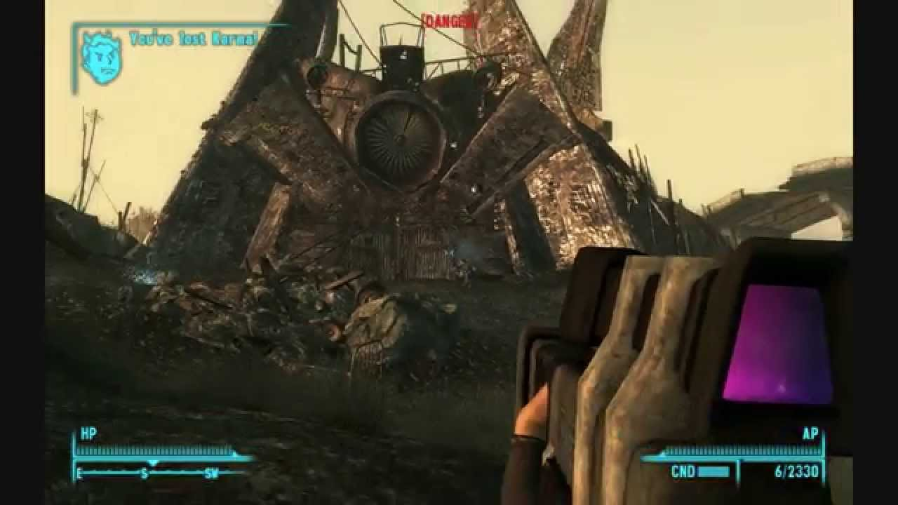 Fallout 3 Weapon Mods (Recoil, Ironsight, ) - YouTube