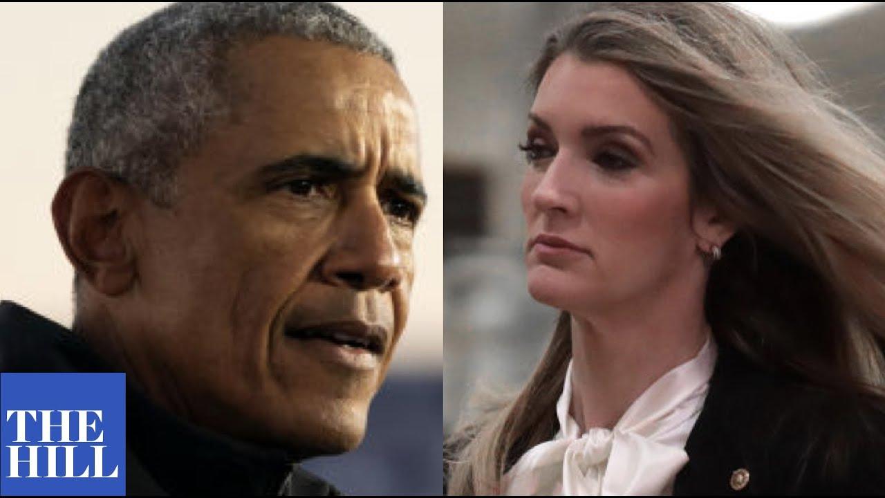 President Obama blasts Kelly Loeffler, David Perdue over stock trading controversies