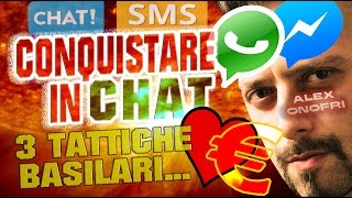 Conquistare In Chat: 3 Modi Seduttivi E Persuasivi (chattare e…