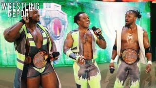 The New Day Dropping Championships? Hulk Hogan Return Update | Wrestling Report
