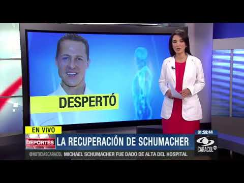 Quienes despiertan de coma largo como Schumacher enfrentan lenta recuperación