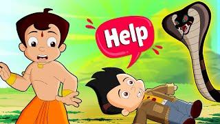 Chhota Bheem - Dosth in Danger | Story of a Haunted Snake | Adventure Videos for Kids in हिंदी