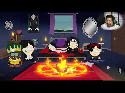 Playing With The Devil! SOUTH PARK #2!!