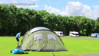 Hillcroft Caravan & Camping Park Ullswater Pooley Bridge Cumbria MotorBike Friendly