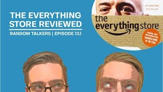 """We Review """"The Everything Store"""" By Brad Stone"""