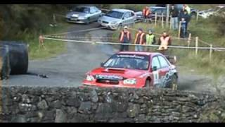 Best of Irish Rallying 2008 DVD Trailer by Vantage Point Video