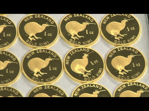 About New Zealand Mint - Experts in Gold & Silver Bullion & Collectible Coins