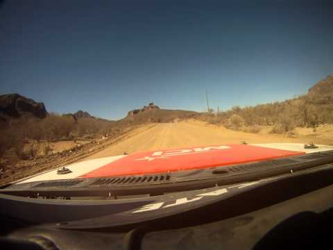 NORRA Mexican 1000, start of day 3 out of Loretto, Baja Sur