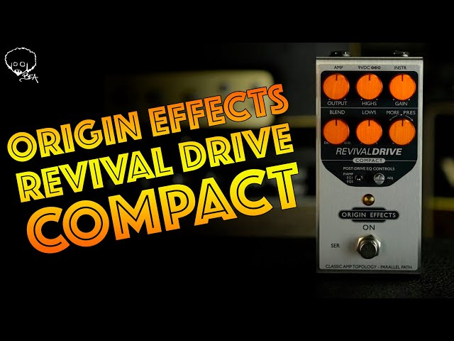 I'M SOLD!!! | Origin Effects Revival Drive Compact