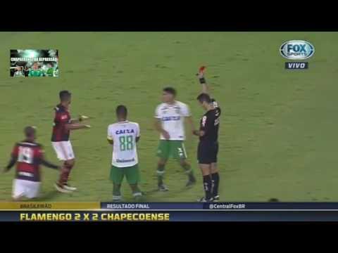 Narração Da Depressão - Flamengo 2 x 2 Chapecoense - Brasileirão 2016.