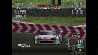 Sega GT - Gameplay Dreamcast HD 720P