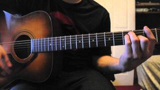 Cat Power- The Werewolf Song super easy guitar lesson
