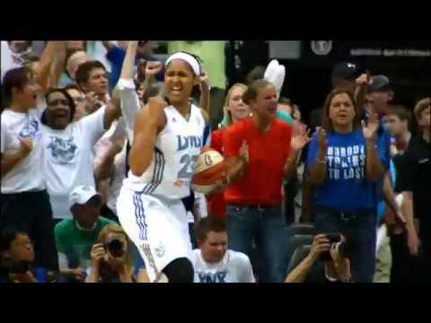 Maya Moore WNBA Finals Highlights 2011-2015
