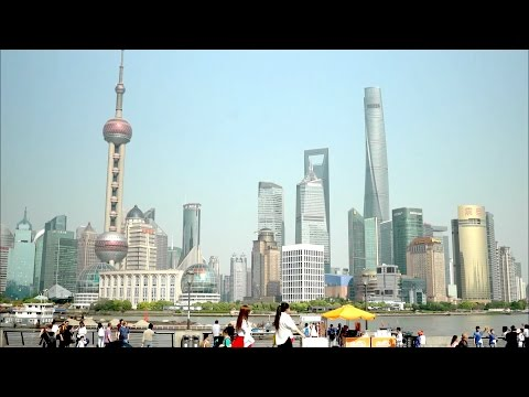 LGCT Shanghai Postcard