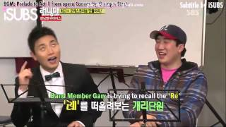 Running Man funny moments - had same problem with 'Re' Monday Couple