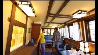 видео стеновые панели из дерева