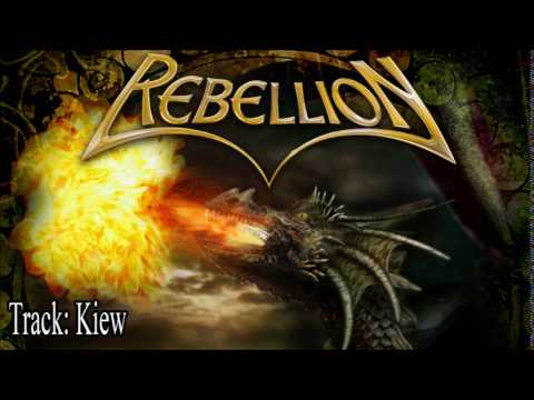 REBELLION - Miklagard Full Album