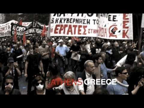 Organization of Revolutionary Youth (OEN)- Workers European Conference Athens 9-10 June 2013