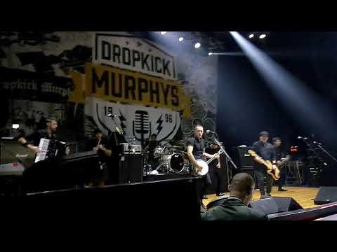 Dropkick Murphys / I'm Shipping Up To Boston Bogotá 04 de noviembre 2017