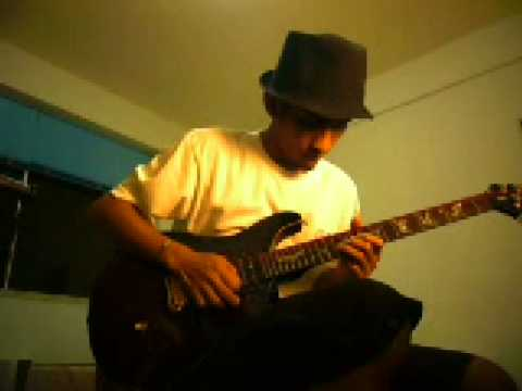 Indonesia Pusaka on guitar by Doddy