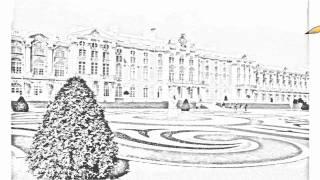 Auto Draw 2: Catherine Palace, St