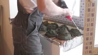 видео Мраморные подоконники