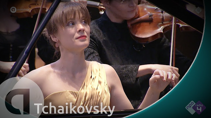 tsjaikovski pianoconcert nr 1 op 23  anna fedorova  live concert hd