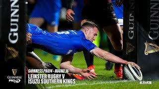 PRO14 Round 16 Highlights: Leinster Rugby v Isuzu Southern Kings