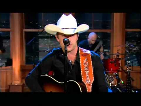 Craig Ferguson 11/28/11E Late Late Show Justin Moore