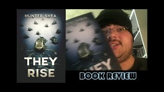 They Rise: Creature Book Review - Horror Show Entertainment