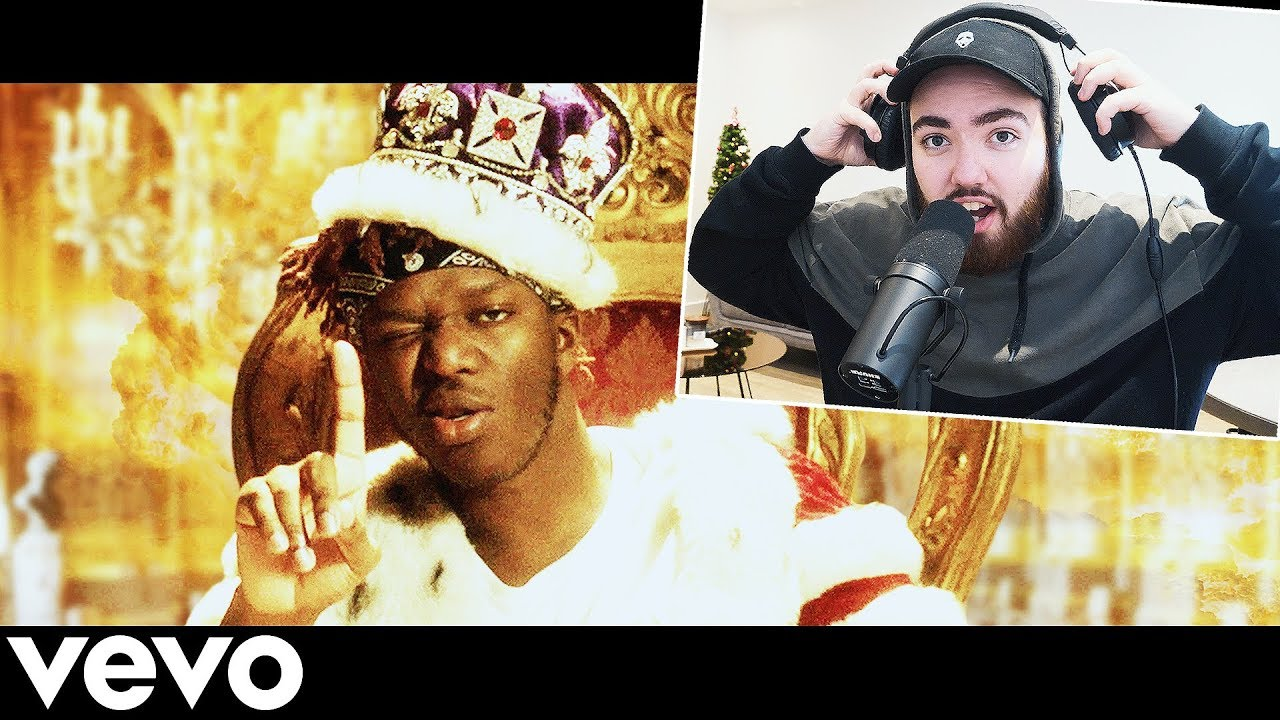 Download RANDOLPH Reacts to KSI - Ares (Quadeca Diss Track) Official Video