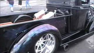 1937 Chevy Pro Street Pick up 385 Stroked