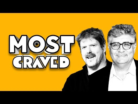 Most Craved Ep. 106 with guests JOHN DIMAGGIO & MAURICE LAMARCHE