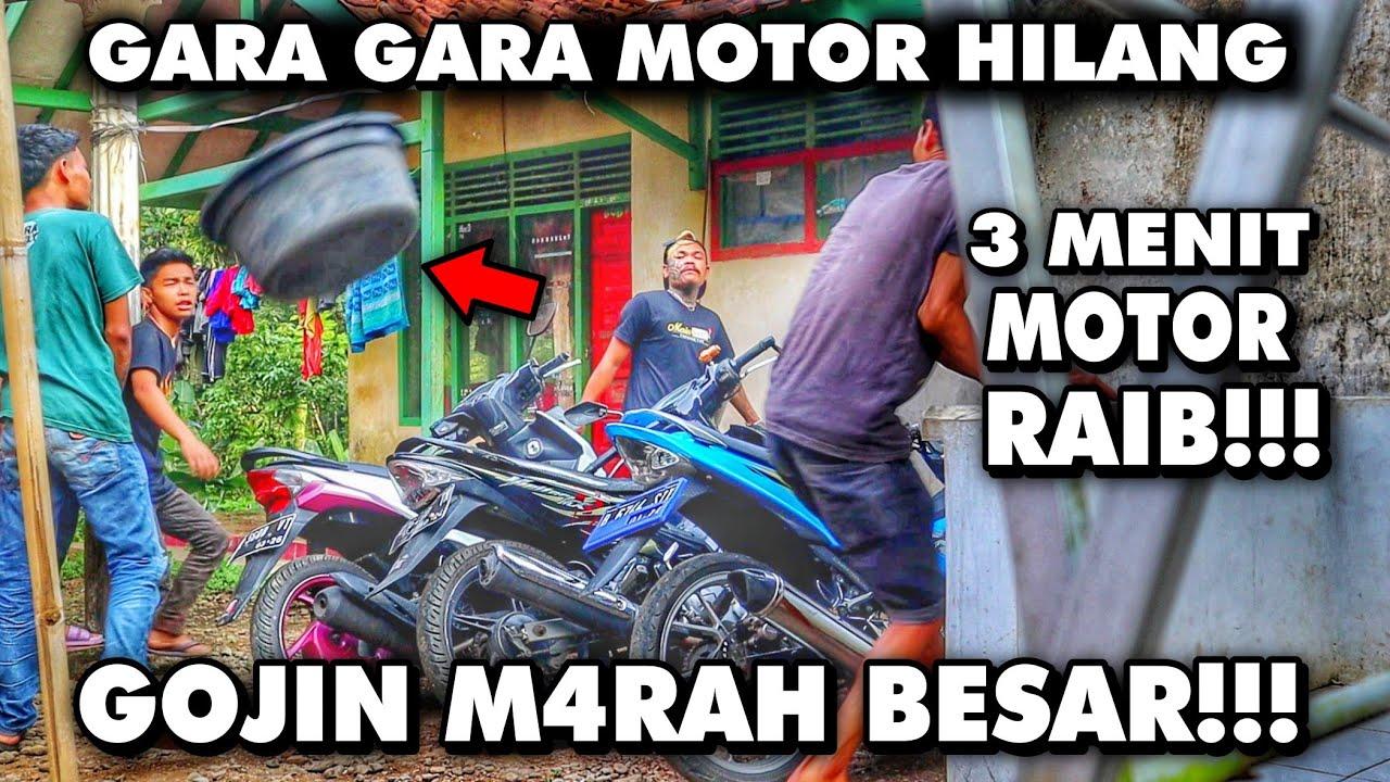 MOTOR MX RAIB DALAM 3 MENIT | GOJIN M4RAH BESAR