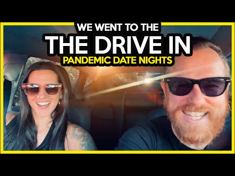 We Went To The Drive In | Pandemic Date Nights at Street Food Cinema Orange County