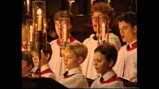 King's College Choir, Cambridge, Nine Lessons and Carols 1992