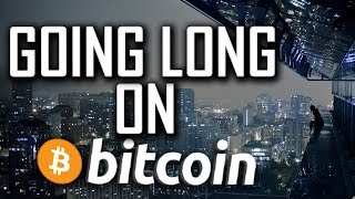 Institutions Going 100% Long on Bitcoin - Adopting Incoming