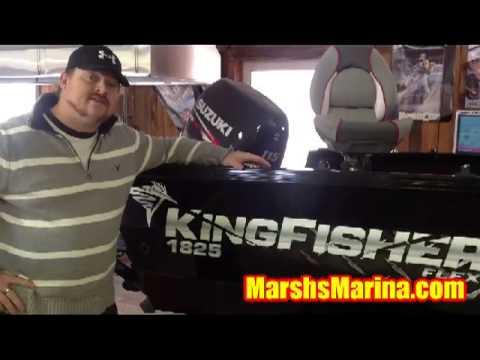 KingFisher 1825 Flex Fishing Boat - Www.MarshsMarina.com