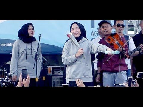 Adem & Syahdu Banget, Nissa Sabyan Gambus ★ Qomarun
