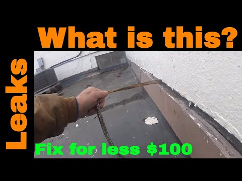 what-is-the-number-one-cause-of-flat-roof-leaks?