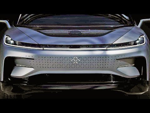 Faraday Future FF 91 | 2019 | Soon ready to fight Tesla Model S