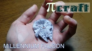 Millennium Falcon papercraft (mini)